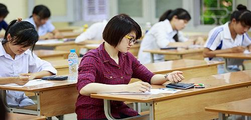 Đi thi không chú ý tới thời gian, bí kíp làm bài thi của các thủ khoa