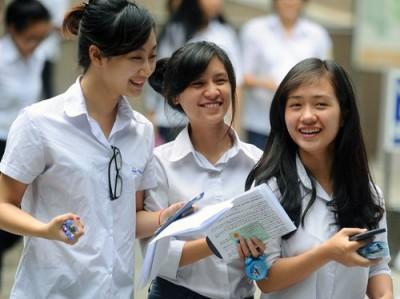Phương án tuyển sinh đại học 2016
