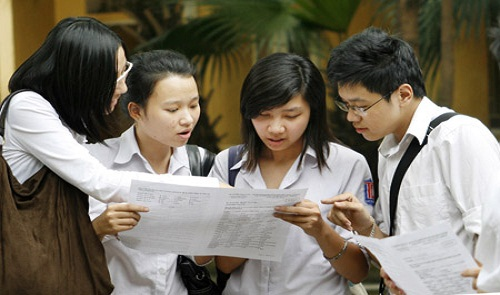 Quy chế mới thi đại học cao đẳng 2016