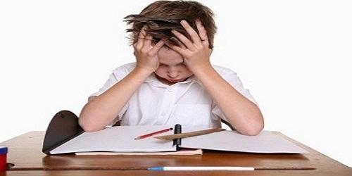 Suy nghĩ quá nhiều khi làm bài thi